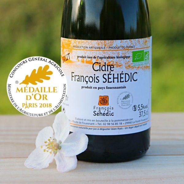 Cidre Sehedic Brut